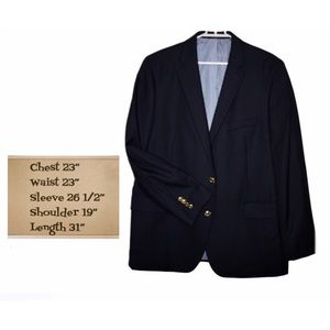Stafford Men's Sport Coat Blazer Jacket Size 46 R